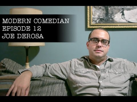 Joe DeRosa - Some Things Happened | Modern Comedian - Episode 12