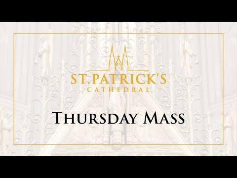 Thanksgiving Day Mass - November 26th 2020