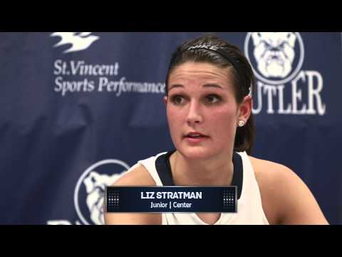 Butler Women's Basketball vs. St  John's
