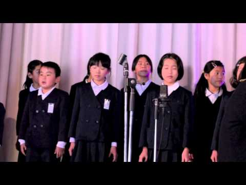音楽のチカラMovie 高鈴×吾平小学校合唱部「宝石」