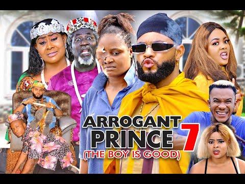 ARROGANT PRINCE SEASON 7 - (New Movie) CHIZZY ALICHI   2020 Latest Nigerian Nollywood Movie