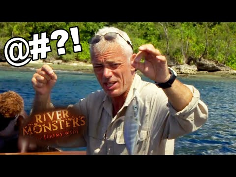 Jeremy Wade Swears At A Fish! | SPECIAL EPISODE!  | River Monsters