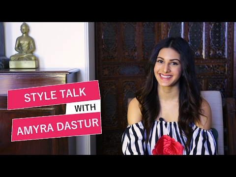 Style & Talk with Amyra Dastur | Personal style | Beauty secrets | Pinkvilla | S01E06