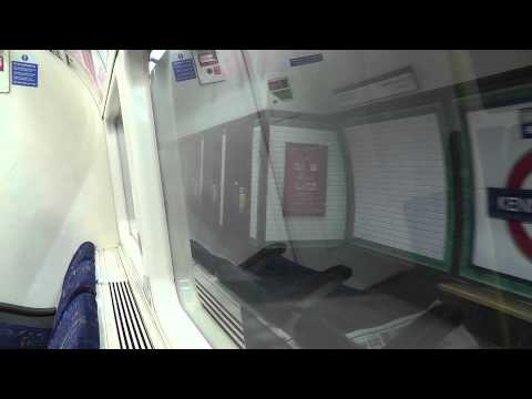 Full Journey on the Northern Line From Edgware to Morden via Charing X (видео)