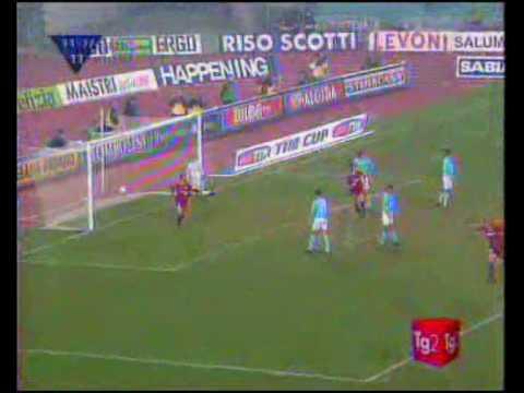 Jugadas y goles de Cassano