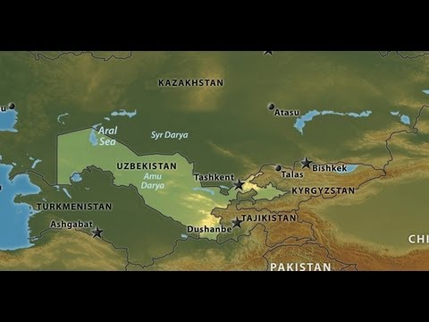 tajik - Stratfor analyst Eugene Chausovsky traces the origins of Uzbekistan and Tajikistan's current tensions to Stalin's division of the Fergana Valley. For more, v...
