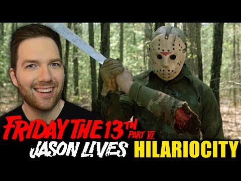Jason Lives: Friday the 13th Part VI - Hilariocity Review