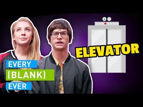 EVERY ELEVATOR EVER (видео)