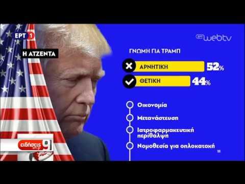 Οι εκπλήξεις της εκλογικής αναμέτρησης στις ΗΠΑ   7/11/18   ΕΡΤ