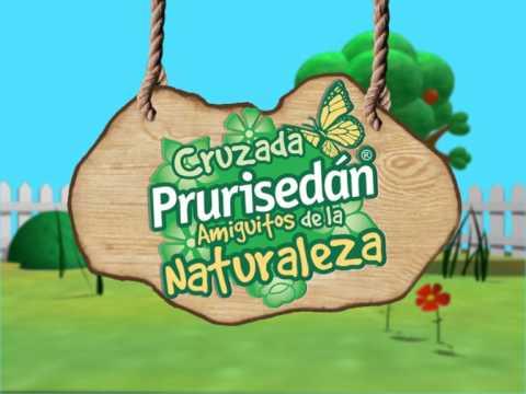 Cruzada Prurisedán - Amiguitos de la naturaleza
