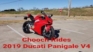2. Chooch Rides - 2019 Ducati Panigale V4