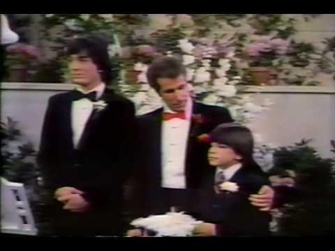 """""""Happy Days"""" Wedding - final episode"""