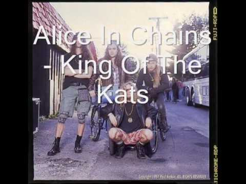 Tekst piosenki Alice In Chains - King Of The KATS po polsku