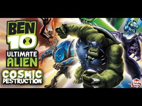 Ben 10 Ultimate Alien Cosmic Destruction Episode 1