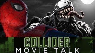 Venom Currently Not In The MCU Says Tom Holland - Collider Movie Talk by Collider