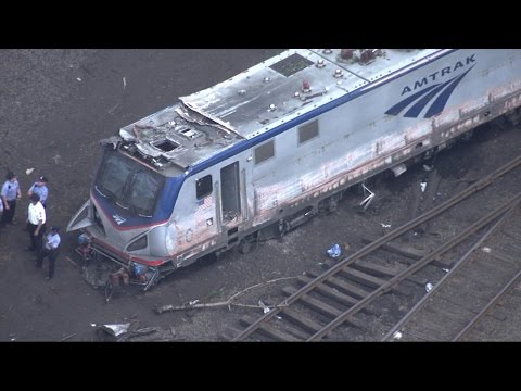 Amtrak Train Derailment: New Crash Details Emerge