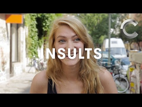 Insults Around The World