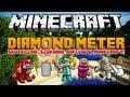 Minecraft 1.6.2 Mody - Diamond Meter - Skuteczne Szukanie Diamentów + GIFT CODE!