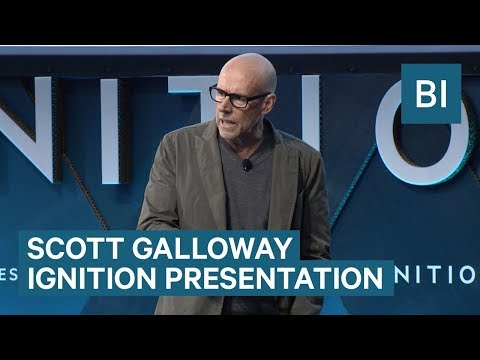 Scott Galloway's arguments for why Apple, Google, Facebook, and Amazon should be broken up