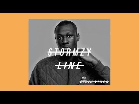 "🔥 Stormzy - ""Line"" (LYRICS VIDEO)"