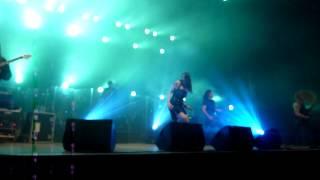 Christmas Metal Symphony feat. Floor Jansen - Nemo Live@RuhrCongress Bochum 18.12.2013