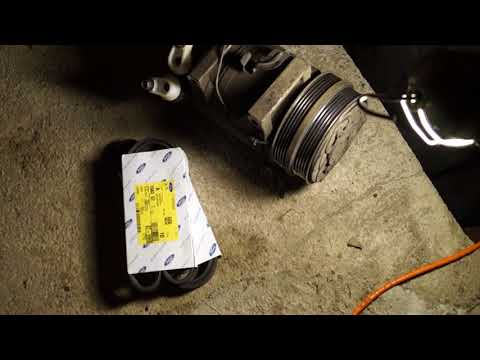 как установить кондиционер на форд фокус 2