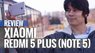 Video Xiaomi Redmi 5 Plus (Note 5) review: This one is a steal! MP3, 3GP, MP4, WEBM, AVI, FLV Juni 2018