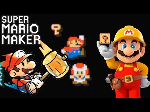 UN TOAD QUE DA MIEDO 😨 !! - Niveles de Suscriptores   Super Mario Maker-MarkGamer03 (видео)
