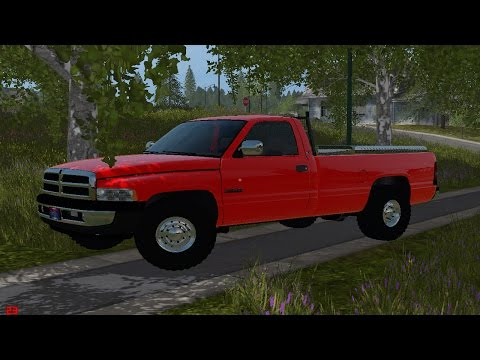 1994 Dodge 3500 Farm Truck v1