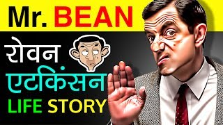 This video is about Mr Bean or Rowan Atkinson Biography In Hindi. Rowan Sebastian Atkinson, CBE, MSc is an English actor,...