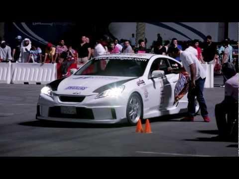 فريق هيونداي سنيكرز - SSK Drift YAS Marina Circuit UAE Abu Dhabi