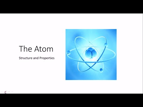 Atomic Structure and Properties of the Nucleus - A level Physics