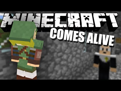 THE AFTERMATH! Minecraft Comes Alive #8