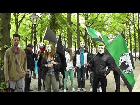 01 juni 2013 landelijke demonstratie Den Haag