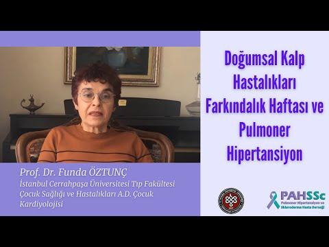 PAHSSc - Prof. Dr. Funda ÖZTUNÇ - 7-14 Şubat Doğumsal Kalp Hastalıkları Farkındalık Haftası - 2021.02.08