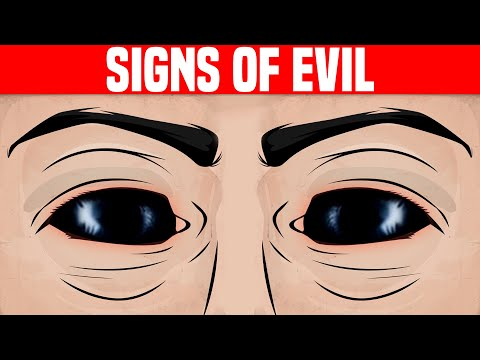 7 Signs You're Dealing With an Evil Person