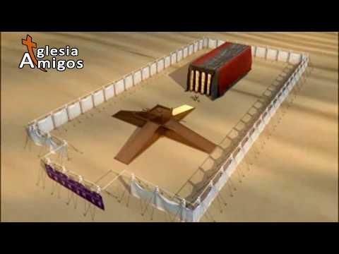 El Tabernáculo de Moisés completo