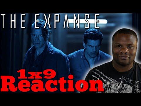 """The Expanse Season 1 Episode 9 """"Critical Mass"""" Reaction & Review"""