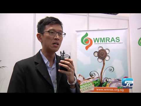 Waste Management & Recycling Association of Singapore (WMRAS) :  Trade ASsociation Supporting Waste & Recycling Industry