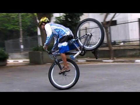 Como aprender RL: Hang Five (Wheeling Bike)