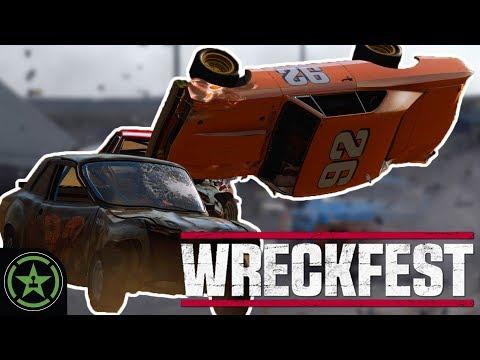 WE JUST GOT SLAMMED - Wreckfest (#2) | Let's Play