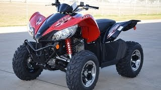 4. $7,299: 2014 Arctic Cat XC 450 4X4 Sport Quad: Overview and Review