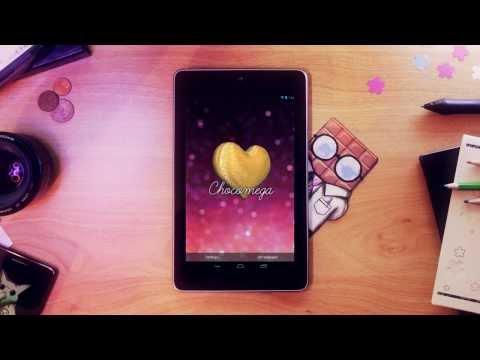 Video of 3D Glitter Heart LWP