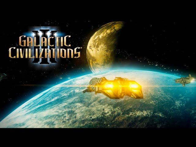 Видео к игре Galactic Civilizations III