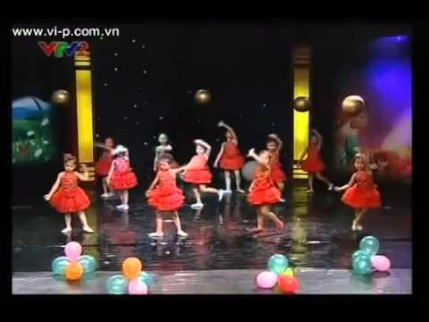Nhạc nhảy hay cho các bé