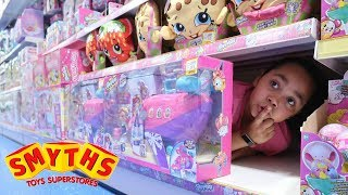 Nonton Best Hide And Seek Spot In Smyths Toys Store   Toys Andme Film Subtitle Indonesia Streaming Movie Download
