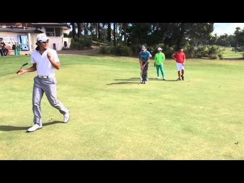 [Australian Golf Schools _ ANK GOLF] 주니어 선수들 퍼팅