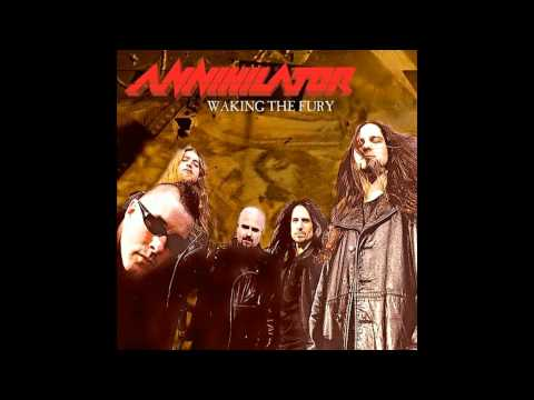 Annihilator - My Precious Lunatic Asylum lyrics