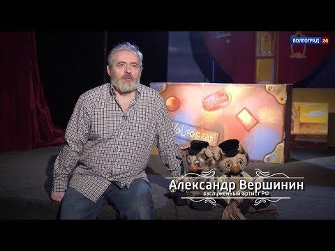 Александр Вершинин, заслуженный артист РФ