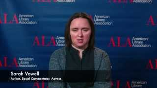 Lafayette (IN) United States  City new picture : 2015 ALA Annual Conference - Sarah Vowell on 'Lafayette in the Somewhat United States'